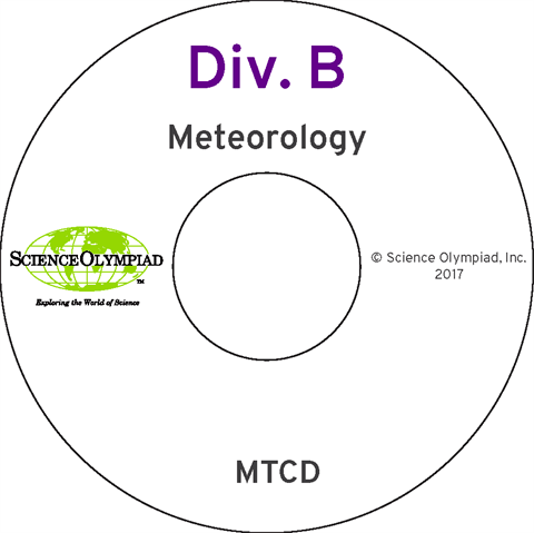 Meteorology CD – Division B