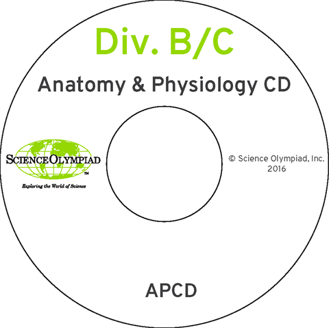 Anatomy & Physiology CD