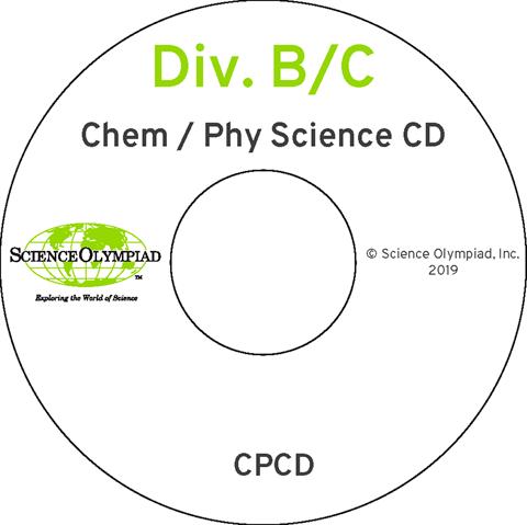 Chem/Physics Science CD