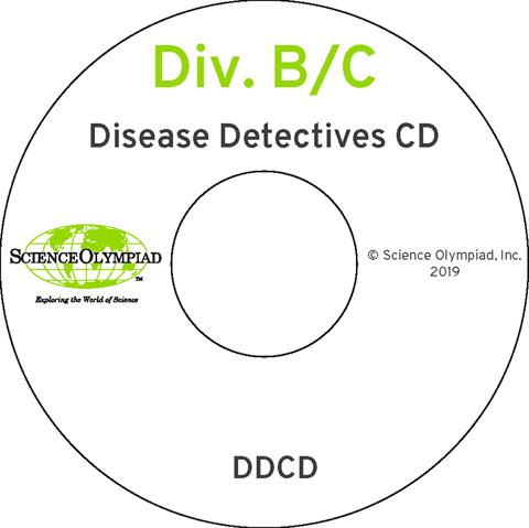 Disease Detectives CD – CDs