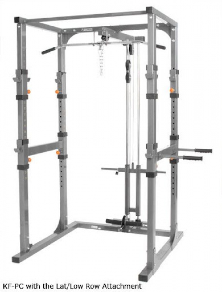 Keys Fitness Power System : fitness, power, system, Power, Racks, Fitness, KF-PC, (Power, Cage)