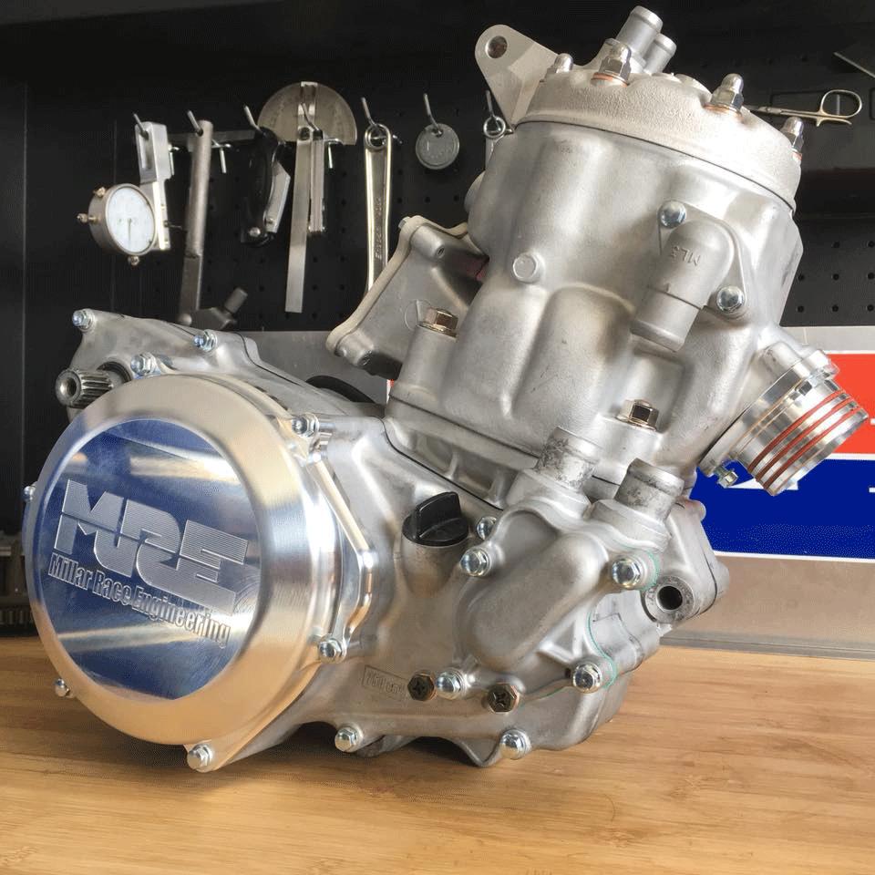 medium resolution of 1 oem match honda cr500 complete engine fastener replacement set specbolt