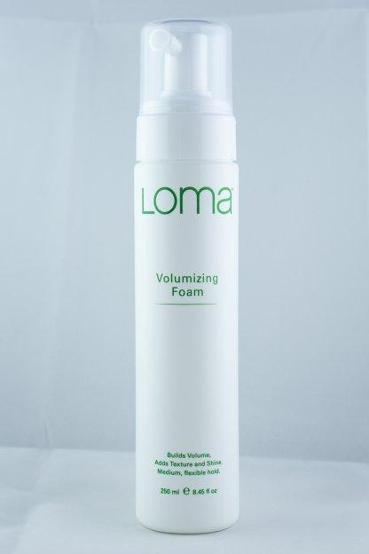 Loma Volumizing Foam | Volume Foam | Studio Trio Hair Salon