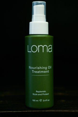 Loma Nourishing Oil Treatment Studio Trio Hair Salon