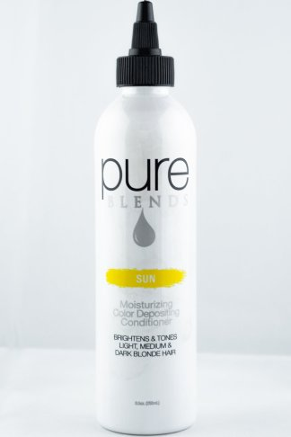Pure Blends Hydrating Color Depositing Conditioner – Sun | Studio Trio Hair Salon
