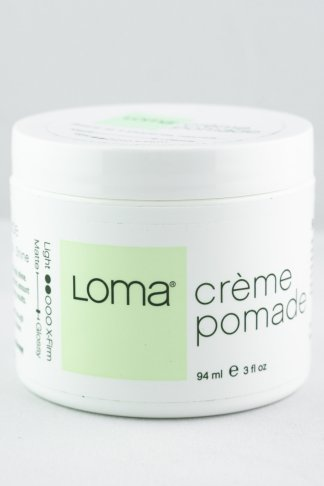 Loma Crème Pomade | Medium Hold Pomade | Studio Trio Hair Salon