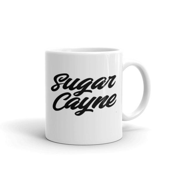 sugar cayne coffee mug