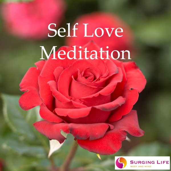 Guided Self Love meditation with Solfeggio music
