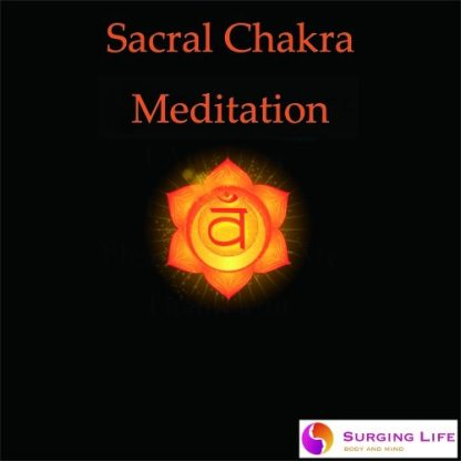 Sacral Chakra Guided Meditation - Healing & Opening
