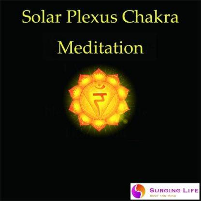 Solar Plexus Chakra Guided Meditation - Healing & Opening