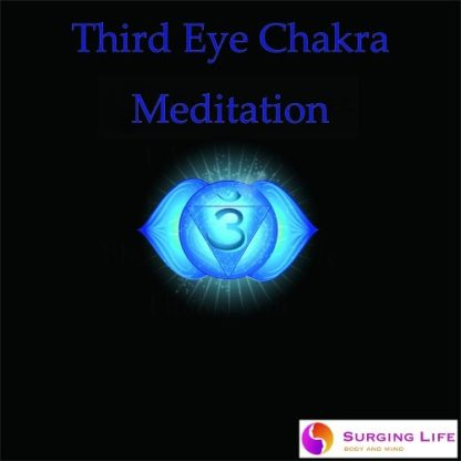 Third Eye Chakra Guided Meditation - Healing & Opening