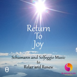 Return To Joy Relaxation Meditation Music With Theta Waves Plus Schumann And Solfeggio Music For Rejuvenation With Theta Wave Entrainment