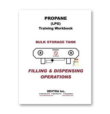 filling cylinders, tanks, bottles, dispensing propane