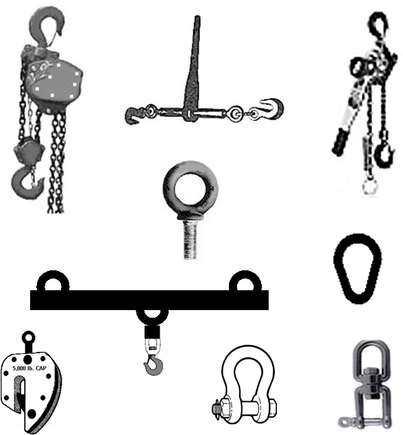RIGGING, SLINGING, EQUIPMENT,Hoisting, Hook, Wire Rope