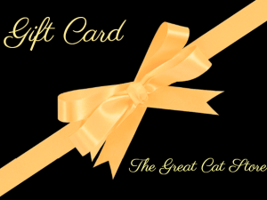 Gift Card for The Great Cat Store