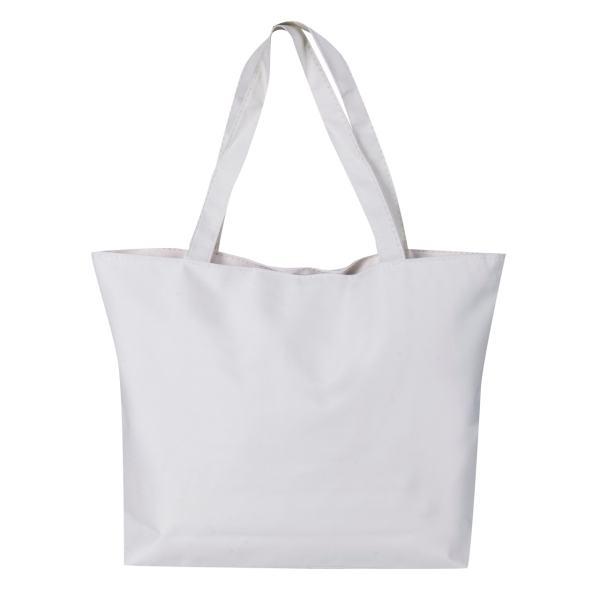 Cat Design Large Canvas Handbag Shoulderbag