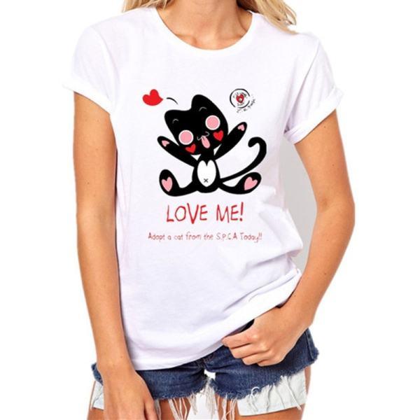 009-Black Cat, Halloween Variety Women's T-Shirt – Womens T Shirt