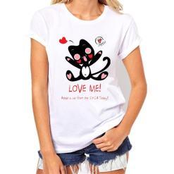 Black Cat, Halloween Variety Women's T-Shirt - Womens T Shirt 009