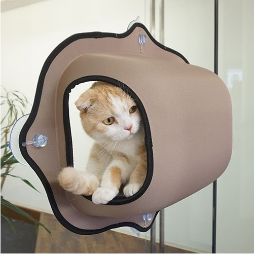 Cat Window Hammock at The Great Cat Store