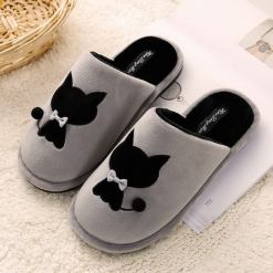 Cute Cat Slippers at The great Cat Store