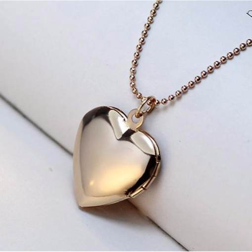Cat Memory Locket Necklace Silver/Gold Color Pendant at The Great Cat Store