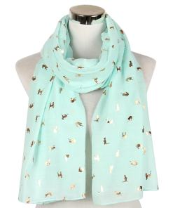 cat scarves at The Great Cat Store