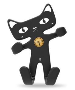 Flexible Soft Rubber Cat Car Phone Holder at The Great Cat Store