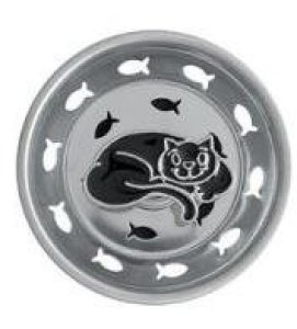 Black Cat Kitchen Sink Drain Plug