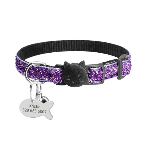 cat collars at The Great Cat Store