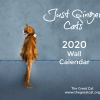 Just Ginger Cats 2020 Wall Calendar