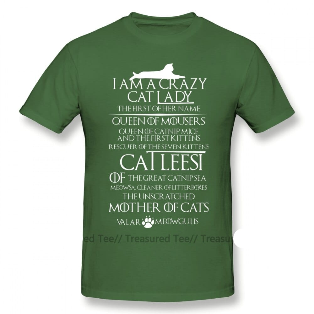 Catleesi Mother Of Cats T-Shirt