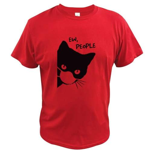 Masked Black Cat Unisex T-Shirt