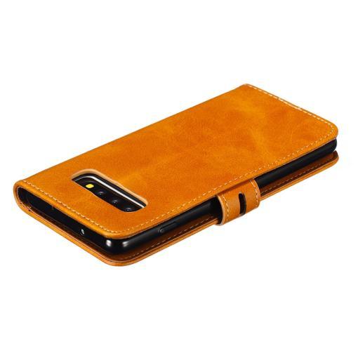 Luxury Samsung Cat Pattern Phone Wallet