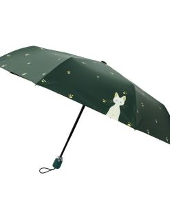 Automatic Cat Themed Umbrella