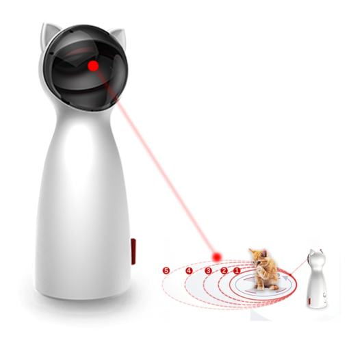 Automatic Cat Laser Toy