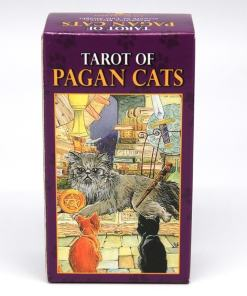 cat themed tarot cards