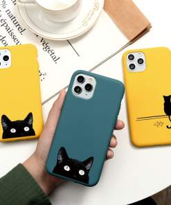 Cat Themed IPhone Covers