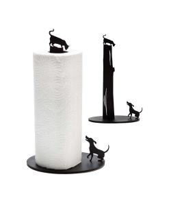 Cat Themed Paper Towel Holder Stand at The Great Cat Store