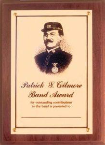 Gilmore Student Award