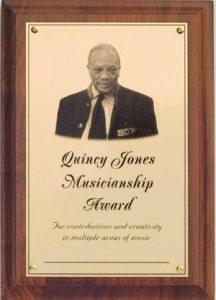 Quincy Jones Student Award
