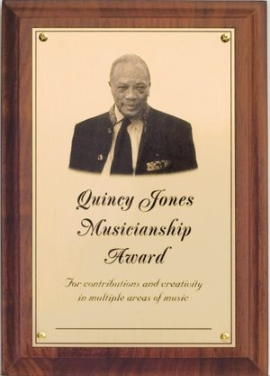 Quincy Jones Student Award