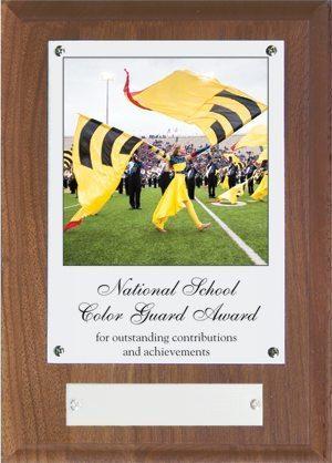National School Color Guard Student Award