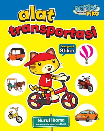 Cerdas Bersama Piko Alat Transportasi