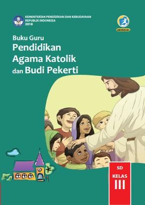 Cover BG Katolik SD Kelas III
