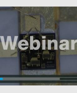 Webinar - Hybrid Microwave Design for Manufacturability DFM