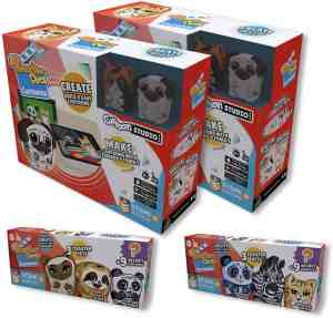 Toaster Pets Cartoons Gift Bundle