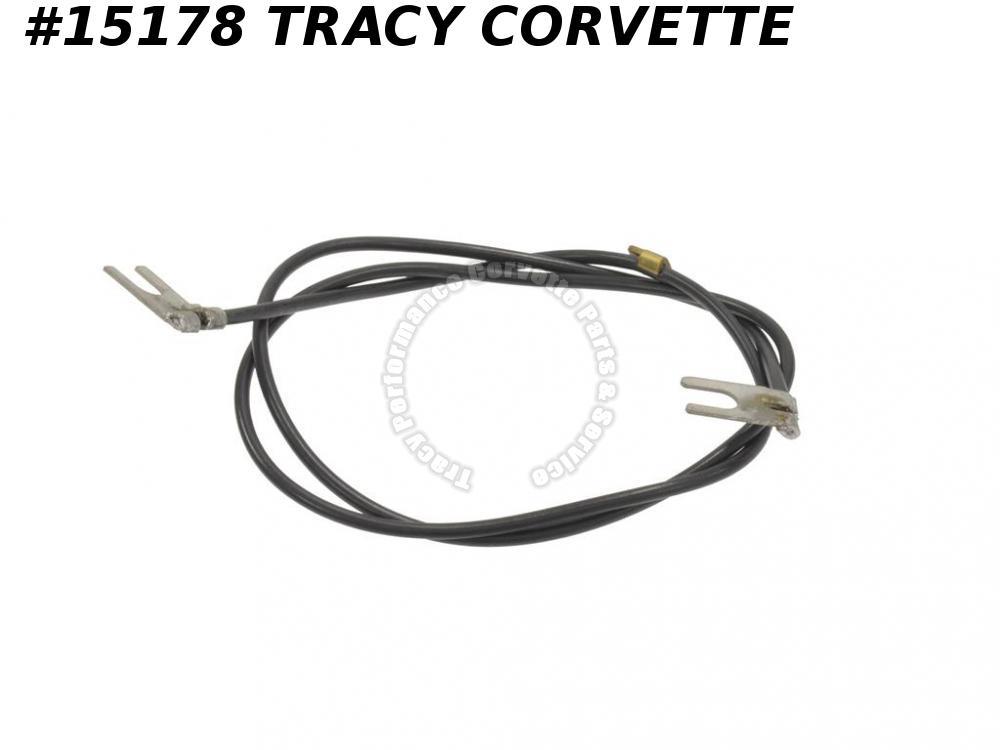 1956-1974 Chevrolet Corvette Delco Distributor Lead Wire