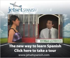 Learn to Speak Jetset-Spanish Language today!