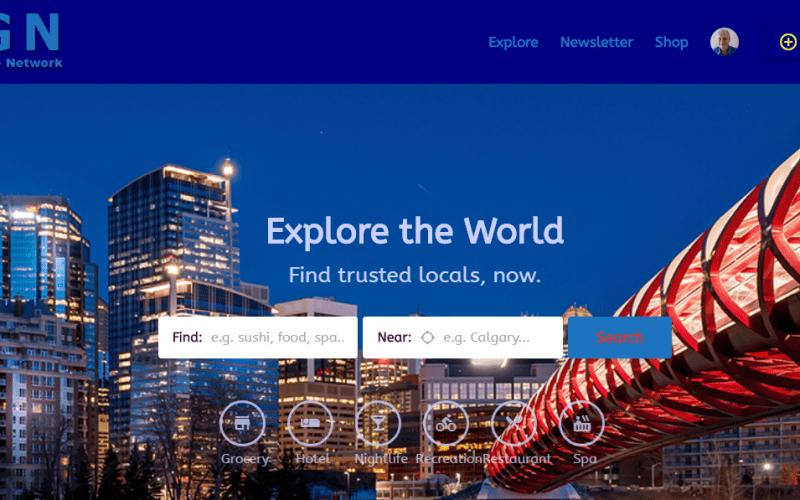 City Globe Network