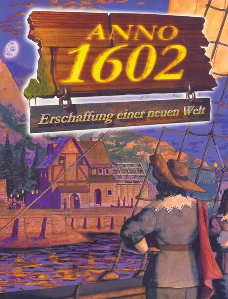 Anno 1602: Copertina